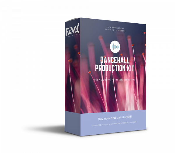 dancehall production kit sample pack