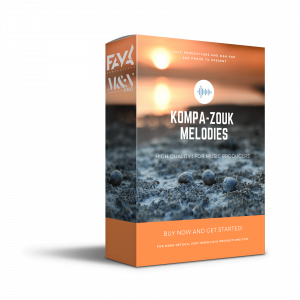 kompa zouk melodies sample pack