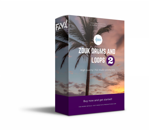 zouk drums and loops 2 sample pack