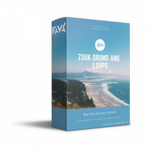 zouk drums and loops sample pack