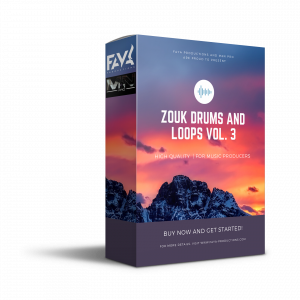 zouk drums and loops vol. 3