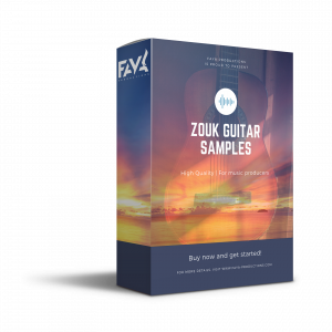 zouk guitar samples sample pack